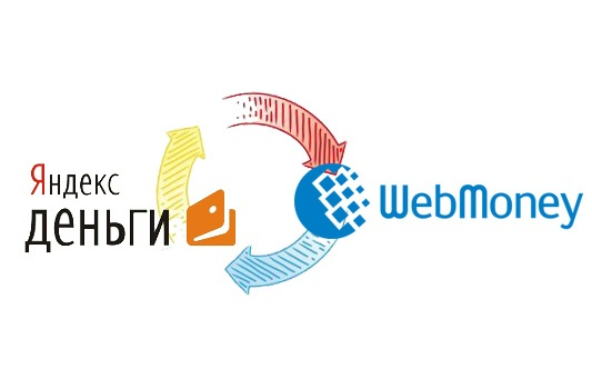 Как сделать перевод с Яндекс Денег на Вебмани