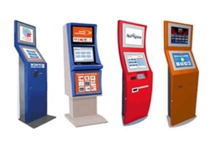 Терминал, который позволяет пополнить кошелек Webmoney (фото)